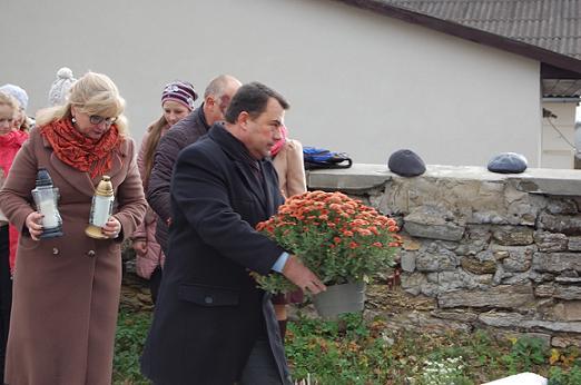 1 листопада, Гімназія імені Володимира Великого взяла участь у святкуванні річниці створення ЗУНР