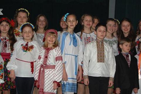 Конкурс читців поезії Тараса Григоровича Шевченка
