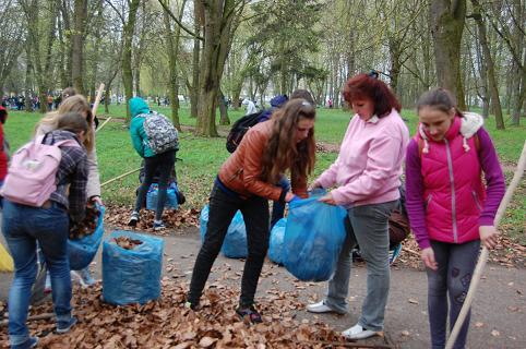 """Всеукраїнська акція """"За чисте довкілля"""""""
