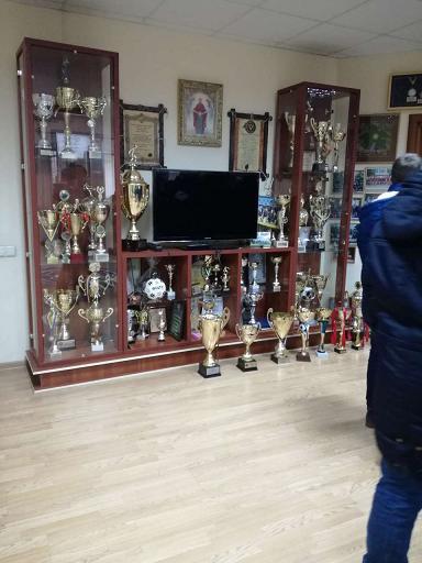 "Гра між командами НФК ""Ураган"" - ""Сокіл"""