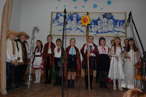 Фестиваль вертепів