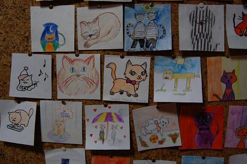 Благодійна дитяча виставка