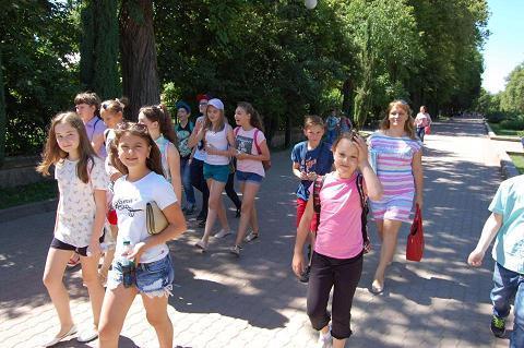 Поїздка в Івано-Франківськ