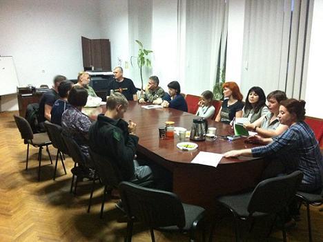 Співпраця Рогатинської гімназії з інститутом проблем виховання Національної академії педагогічних наук України