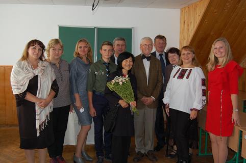 Візит Іринея Прокоповича