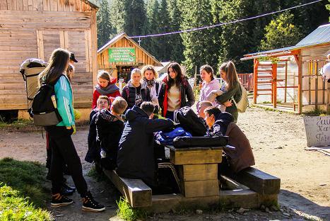 гімназисти підкорили найвищу точку України