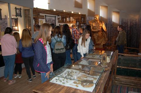 Екскурсія до музею Степана Бандери