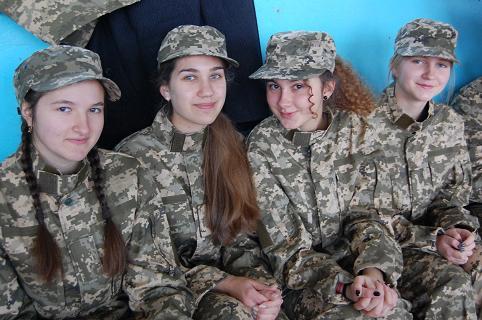 Військово-патріотична гра «Сокіл» («Джура»)