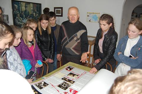 Екскурсія в історичний музей