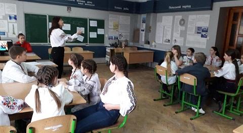 Триває Тиждень української мови та літератури