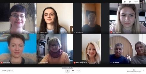 Зустріч з викладачами ПНУ