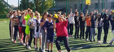 Змагання «Юних козаків»